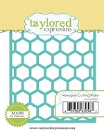 Taylored Expressions - Die - Hexagon Cutting Plate