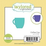 Taylored Expressions - Cutting Die - Coffee Cup