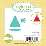 Taylored Expressions - Cutting Die - Little Bits Party Hat