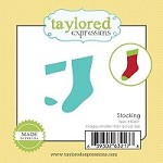 Taylored Expressions - Cutting Die - Little Bits Stocking