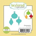 Taylored Expressions - Die - Little Bits Ornaments