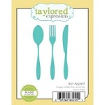 Taylored Expressions - Cutting Die - Bon Appetit