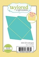 Taylored Expressions - Cutting Die - Mini Envelope