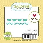 Taylored Expressions - Cutting Die - Little Bits Kisses Confetti