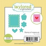 Taylored Expressions - Cutting Die - Little Bits Stamp of Approval