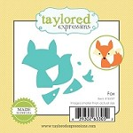 Taylored Expressions - Cutting Die - Little Bits Fox