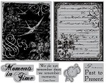 TPC Studio-Cling Stamp (large set)-Ancestral Collage