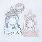 Tonic Studios - Cutting Die - Birdcage Die Set (set of 2 dies)