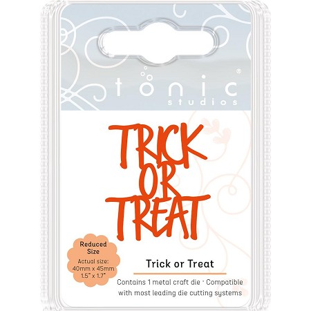 Tonic Studios - Cutting Die - Miniature Moments Trick Or Treat
