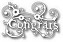 **PRE-ORDER** Tutti Designs - Cutting Die - Swirly Congrats