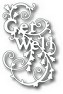 **PRE-ORDER** Tutti Designs - Cutting Die - Swirly Get Well