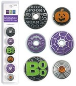 We R Memory Eyelets & Snaps - Halloween