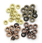 We R Memory Eyelets - Extra Large - Warm Metals