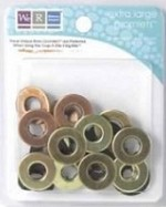 We R Memory Gromlet Assortment - Extra Large Warm Metals