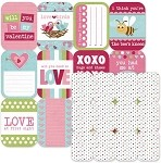 We-R-Memory Keepers Love Struck - Die-Cut Cardstock - Cupid
