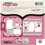 We-R-Memory Keepers Love Struck - Page Kit