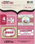 We-R-Memory Keepers Love Struck - Mini Card Kit