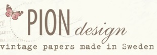 Pion Designs - Papers from Sweden