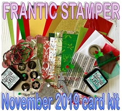 Monthly Card Kits!