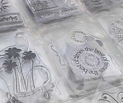 Clear Polymer Stamps
