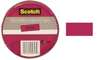 3M Scotch - Decorative Masking Tape - 1