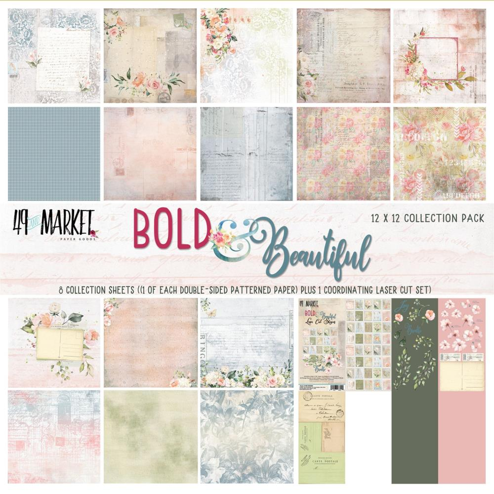Bold & Beautiful Paper Collection