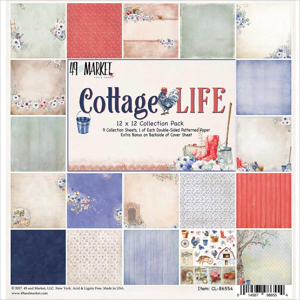 Cottage Life Paper Collection