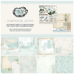 49 and Market - Sky Vintage Artistry Colors 12