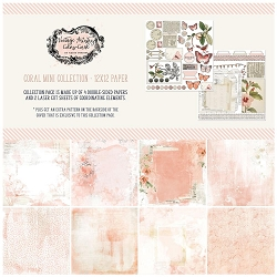 49 and Market - Coral Vintage Artistry Colors 12