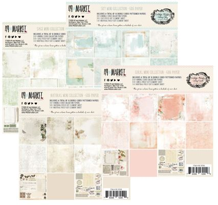 Vintage Artistry Colors Paper Collections