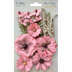 49 and Market - Paper Flowers - Blossom Blends Watermelon