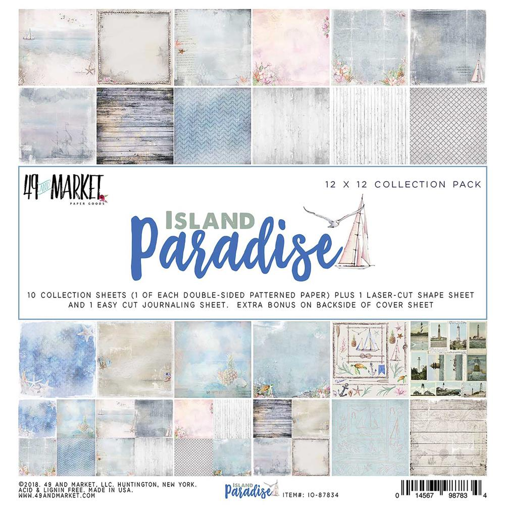 Island Paradise Paper Collection