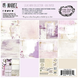 49 and Market - Lilac Vintage Artistry Colors 6