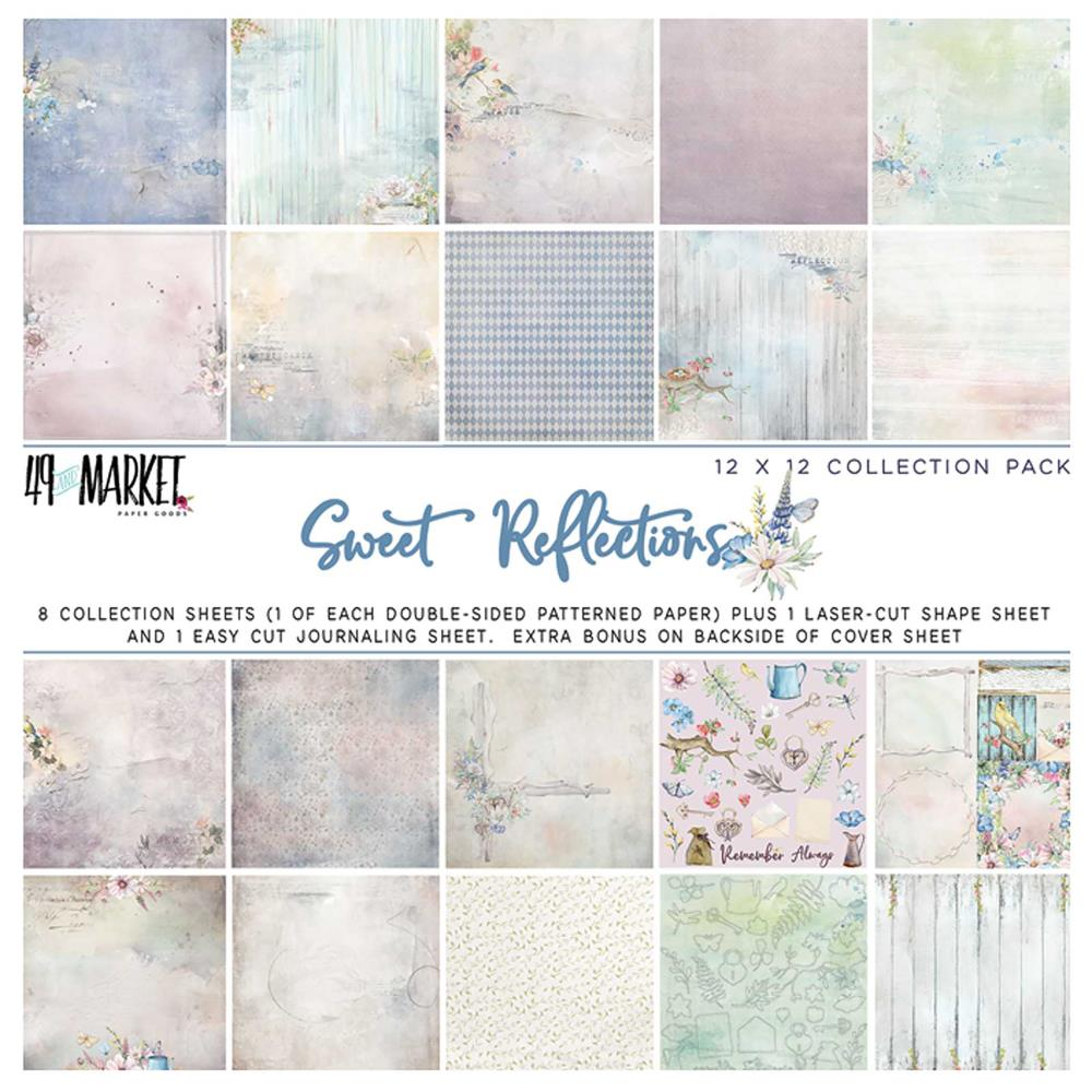 Sweet Reflections Paper Collection