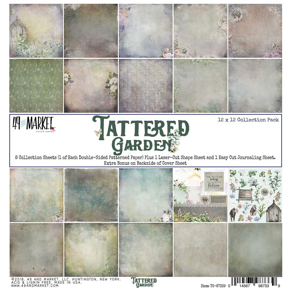 Tattered Garden Paper Collection