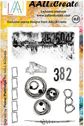 AALL & Create - Clear Stamp Border - Set #3