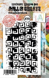 AALL & Create - Clear Stamp Small - Set #294 Tile Pile
