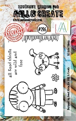AALL & Create - Clear Stamp Small - Set #296 All Good Things