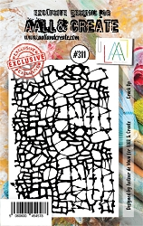 AALL & Create - Clear Stamp Small - Set #311 Crack Up