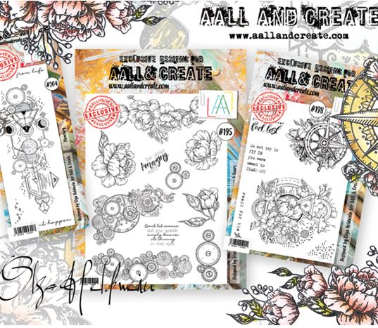 AALL & Create - June 2019 Stamp Release