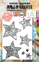 AALL & Create - Clear Stamp A7 size - Set #105 Intersellar