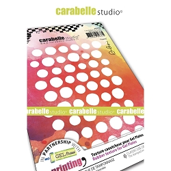 Carabelle Studio - Unmounted Art Printing Stamp - Points