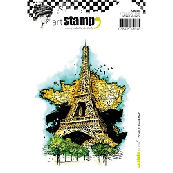 Carabelle Studio - Cling Stamp - Paris La Tour Eiffel