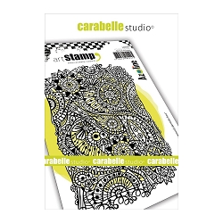 Carabelle Studio - Cling Stamp Set - Background Dentelle (Lace Background)