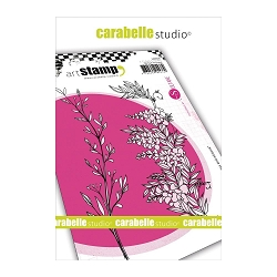 Carabelle Studio - Cling Stamp Set - Mimosa & Wisteria