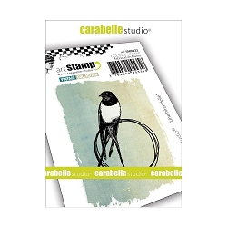 Carabelle Studio - Cling Stamp - Une Hirondelle (A Swallow)