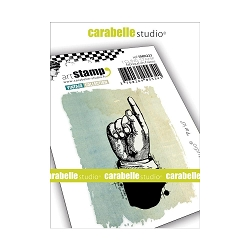 Carabelle Studio - Cling Stamp - Par Ici (This Way)