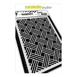 Carabelle Studio - Art Template - Tissage (weaving)