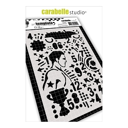 Carabelle Studio - Art Template - Pour Hommes (For Men)