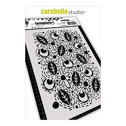 Carabelle Studio - Art Template - Leaf Line